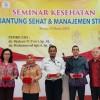 """Khatulistiwa Berau Menggelar Seminar Kesehatan """"Jantung Sehat & Manajemen Stres"""""""