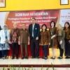 Pertama dan Langka Laboratorium Khatulistiwa Menggelar Seminar Kesehatan di Kutai Barat
